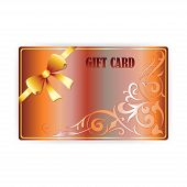 Vector Gift Coupon, Gift Card