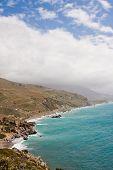 Coastal Landscape At Preveli