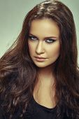 Alluring Beautiful Woman