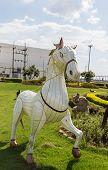 The White Horse Figurine