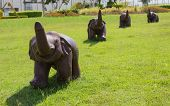 Decorative Baby Elephant Figurine