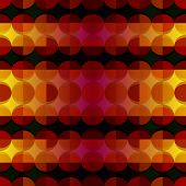 Seamless Geometric Pattern. Vector. Abstract Modern Geometric Pattern. Background Look Like Patchwor