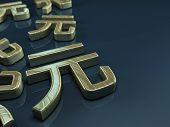 Chinese Renminbi Symbol