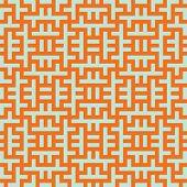 Seamless optical art mesh pattern