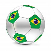 Soccer Ball/football Brazil