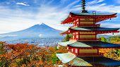picture of mount fuji  - Mt - JPG