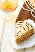 pic of tort  - Esterhazy Torte - JPG