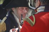 War of 1812 United States Military Officer