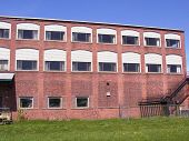 Brick Condos Mill Manufacturing Industrial