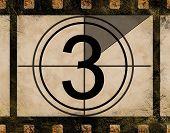 Film countdown at No 3