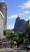 view of a street botafogo in rio de janeiro brazil