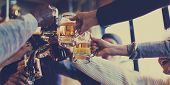 Постер, плакат: Craft Beer Booze Brew Alcohol Celebrate Refreshment