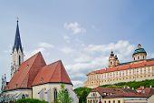 Kloster und Kirche Bezirk Melk
