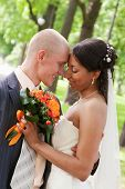 picture of wedding couple  - wedding couple - JPG