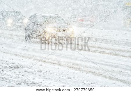 Car Rides Through A Snowstorm