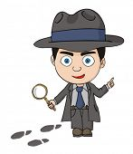 Detective investigator