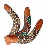 Three boomerangs