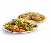 stock photo of thai food  - Thai food spicy curry - JPG