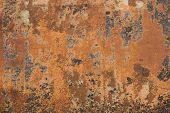 Rusty Metal Textured, Old Metal Iron Rust Background And Texture, Metal Corroded Texture, Rusty Meta poster