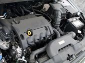 picture of carburetor  - Car Engine - JPG