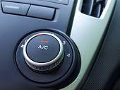 picture of air conditioning  - klimaanlage auto - JPG
