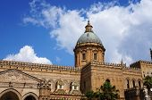 The cathedral of Palermo in Sicily