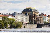 Teatro Nacional, Praga, República Checa