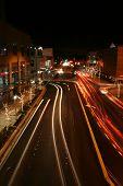 City Stree Blur