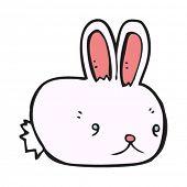 cartoon odd rabbit