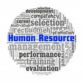 Human Resources Management in Wort-collage