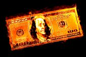 Expending money - Money to burn sayings