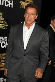 LOS ANGELES - SEP 17:  Arnold Schwarzenegger arrives at the