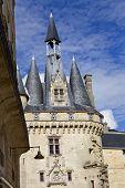 La Porte Cailhau in Bordeaux, Aquitaine, France