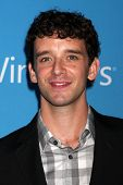 LOS ANGELES - SEP 15:  Michael Urie arrives at the CBS 2012 Fall Premiere Party at Greystone Manor o
