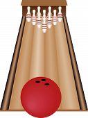 Ten Pin Bowling.Eps