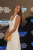 LOS ANGELES - JUN 17: Alessandra Ambrosio at The World Premiere for 'Monsters University' at the El Capitan Theater on June 17, 2013 in Los Angeles, California