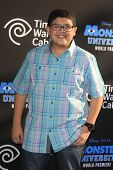 LOS ANGELES - JUN 17: Rico Rodriguez at The World Premiere for 'Monsters University' at the El Capit