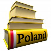 Guidebooks And Dictionaries Of Poland