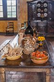 17Th Century Kitchen