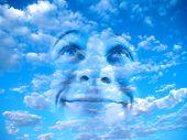 Man And Sky
