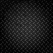 Vector Metal Grate Background