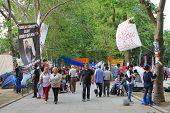 Gezi Park, Istanbul, Turkey