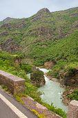 Canyon Of Tara River In Montenegro poster