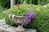 Antique Flower Urn