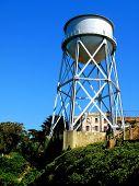 Alcatraz Water Tank