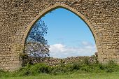 P�inted Arch