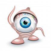 Das Auge des Zyklopen weiß