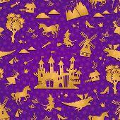 fairytale pattern