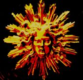 Image of the Sun God