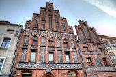 Nicolaus Copernicus house. Torun, Poland